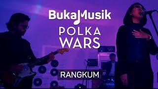 Polka Wars & Lafa Pratomo feat. Rara Sekar - Rangkum (with Lyrics) | BukaMusik