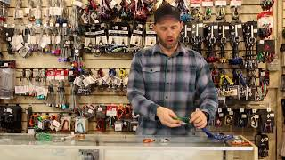 Climbing Basics 2: Types of Carabiner Actions & Uses