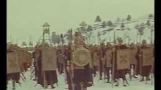 Джерула о войне за римлян против варваров из кф Колонна