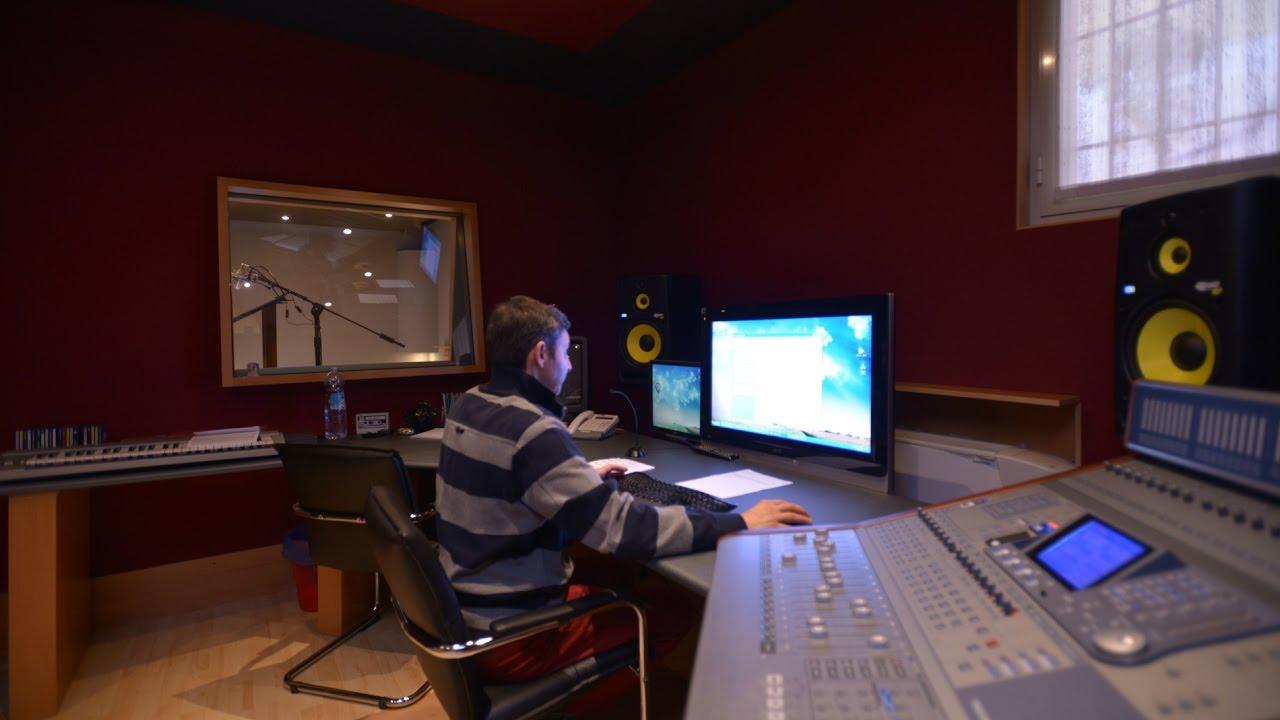 Come nato il nostro studio di registrazione youtube - Studio di registrazione casalingo ...