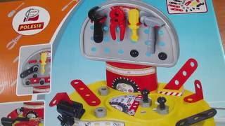 видео Игрушки и детские товары Полесье