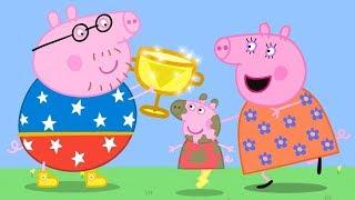 Peppa Wutz 🎉 Vatertags-Special: Papa Wutz  | Peppa Pig Deutsch Neue Folgen | Cartoons für Kinder