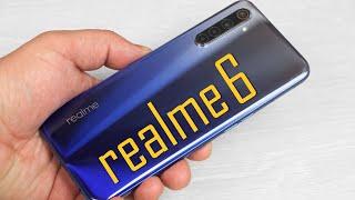 Игровой процессор почти бесплатно! Realme 6, обзор смартфона и впечатления от Реалми 6