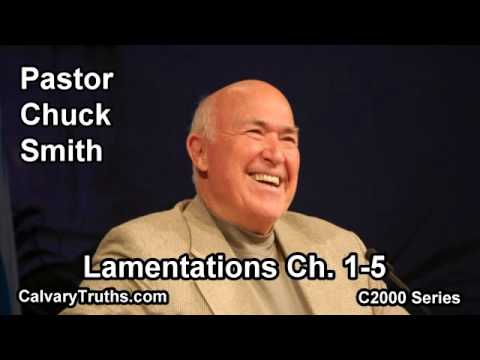 25 Lamentations 1-5 - Pastor Chuck Smith - C2000 Series