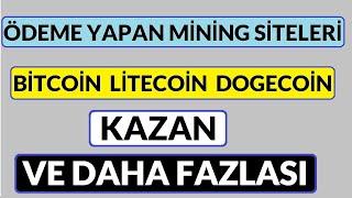 Yatırımsız Mining Siteleri Ödeme Yapanlar 06.12.2020