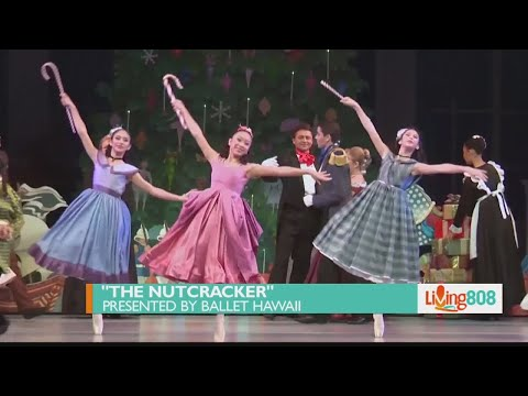 """Ballet Hawaii Presents """"The Nutcracker"""" Set In The 1858 Kingdom Of Hawaii"""