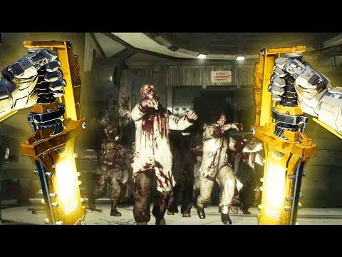 GRAVITY SPIKES, JET PACK & HG-40: Ascension (Call of Duty 'Custom Zombies' Mod)