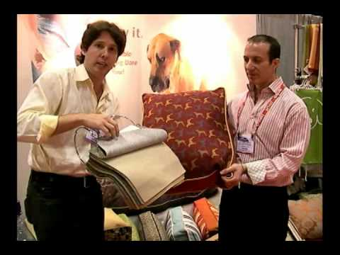 Crypton & William Wegman Dog Beds - Live at Global Pet Show