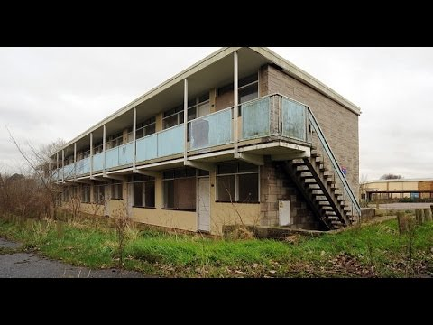 Abandoned Holiday Village Urban Exploration
