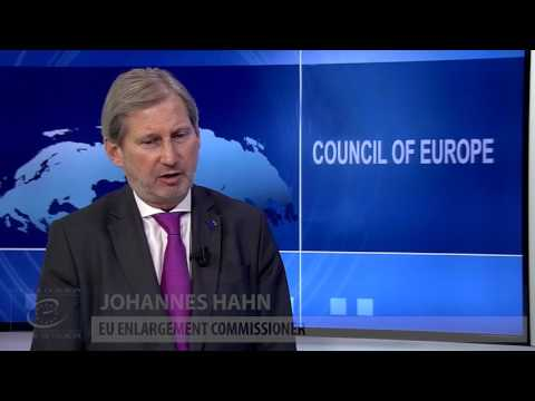 Interview with the EU Enlargement Commissioner Johannes Hahn