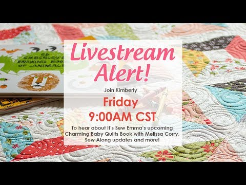 Behind The Seams: Book Announcement, Sew Alongs, And Q&A With Kimberly!