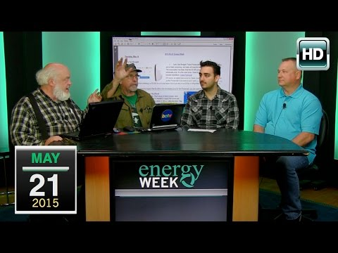 Energy Week: 5/21/15