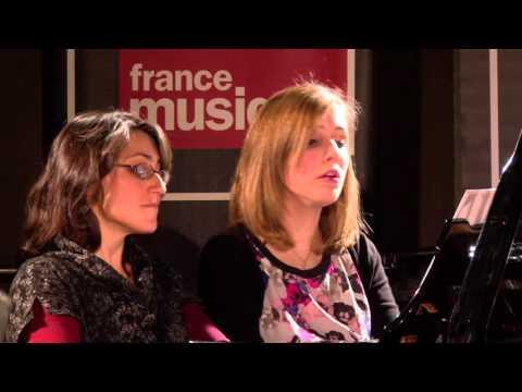 Poulenc : Sonate à quatre mains, par Lidija & Sanja Bizjak