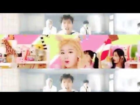 TWICE BTS Cheer Up Boy in Luv MASHUP by RYUSERALOVER