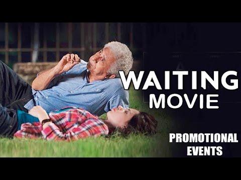 Download Waiting Movie (2016) Promotional Events | Naseeruddin Shah, Kalki Koechlin, Arjun Mathur