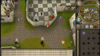 King Jim Z Pk Vid 2 (99 Mage Pking 1 Defence Pure Hybriding Epic k0s)