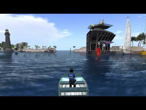 YavaScript Pod N1: Dire Strait - Island - The Leviathan Skelton