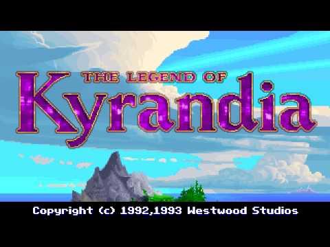Legend of Kyrandia - Soundtrack (Adlib)