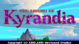 Legend of Kyrandia - Soundtrack (Adlib)