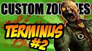 "Custom Zombies ""Terminus""Part 2 Choo Choo (World at War Zombies)"