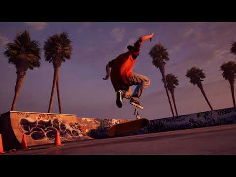 Tony Hawk's Pro Skater 1+2   Trailer