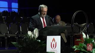 #303 General Session II at UUA General Assembly 2016