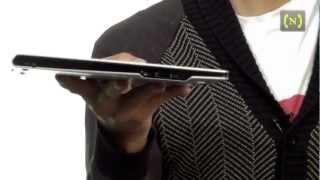 Магниевый ультрабук Fujitsu U772, обзор
