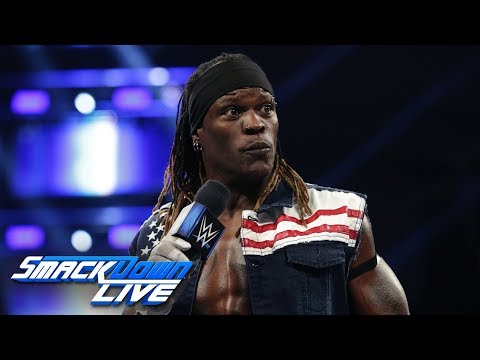 Who answered R-Truth's United States Open Challenge?: SmackDown LIVE, March 5, 2019