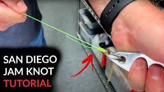 San Diego Jam Knot | Tutorial