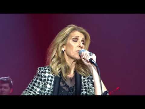 Céline Dion - JE T'AIME ENCORE - 18 juillet 2017 en concert à Marseille
