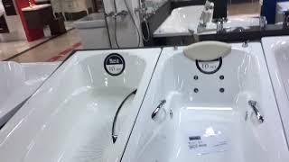 Обзор ванны Roca