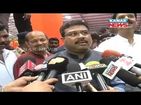 Dhamra LNG Terminal: Reaction of Dharmendra Pradhan & Damodar Rout