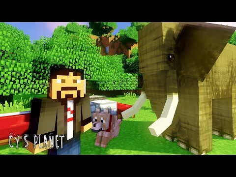 Minecraft: The Elephant in the forest [1] Roleplay LP