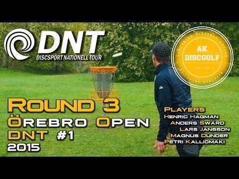 Örebro Open | DNT #1 | Round 3 | Lead Card | H.Hagman, A.Swärd, L.Jansson, M.Dunder, P.Kalliomäki