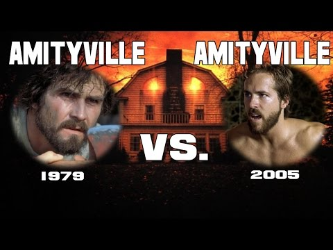 The Amityville Horrible Movies!