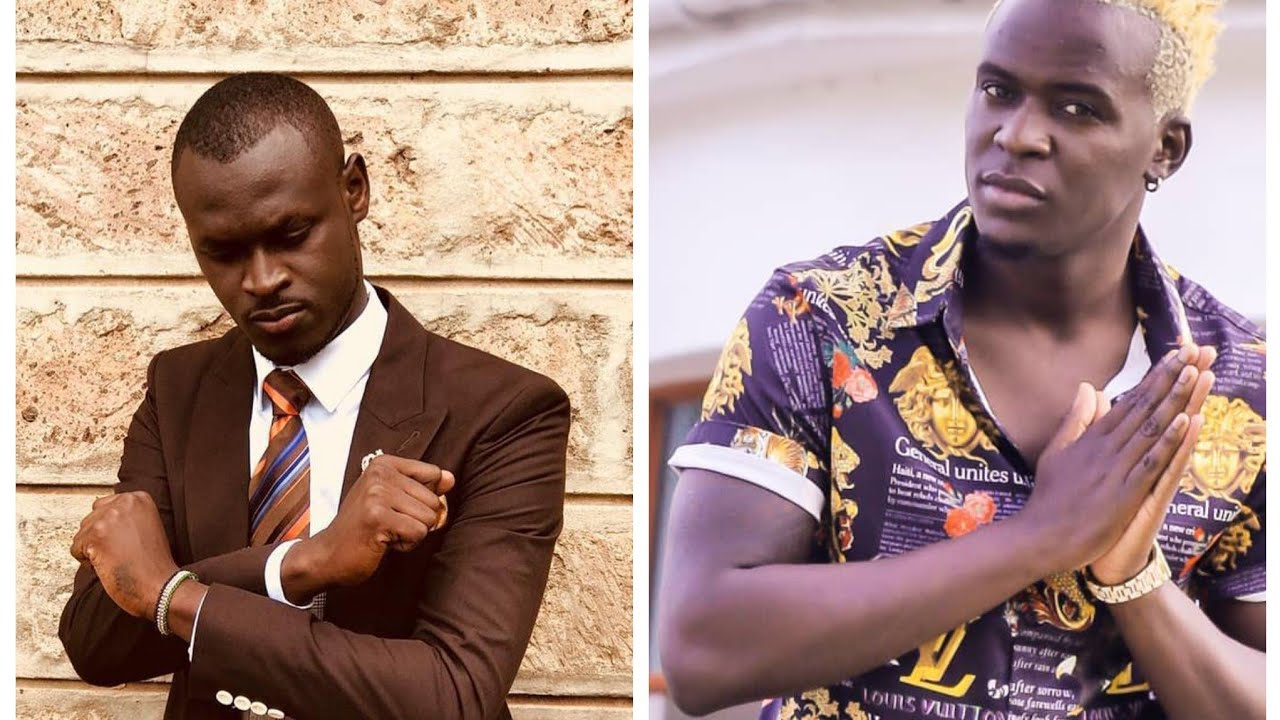 KING KAKA vs WILLY PAUL -AFAFANUA KWANINI ALIMTAJA WILLY PAUL KWA EAST KWA MABEAST/WILLY PAUL AMJIBU