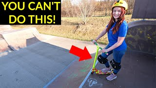 99% CAN'T  DO what SHE DID! *NEW TRICK*
