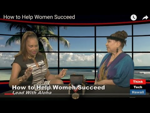 How to Help Women Succeed