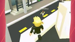 Playing emote dances on roblox