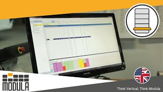MODULA WMS. Easy Warehouse Management Software for boost productivity