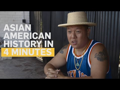 Asian American History In 4 Minutes