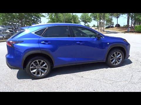 2015 Lexus NX 200t Duluth, Johns Creek, Buford, Suwannee, Lawrenceville, GA U42399