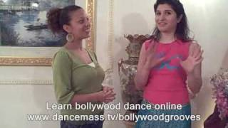 *Bollywood Grooves* teaches online dance classes on DanceMass TV