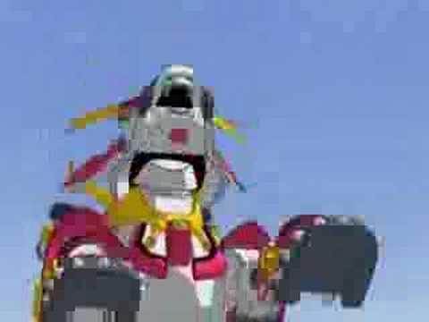 SD Gundam Force  Custom 2