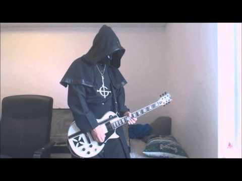 Ghost - Infestissumam (Guitar Cover)