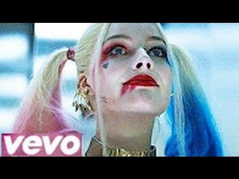 Harley Quinn & The Joker - RockaBye  [Official Video]