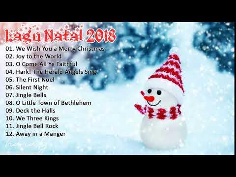 Menyambut Natal 2018 🎄 12 Lagu Natal Baru Terpopuler