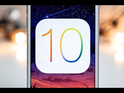 iOS 10 - Top 10 Features Wishlist