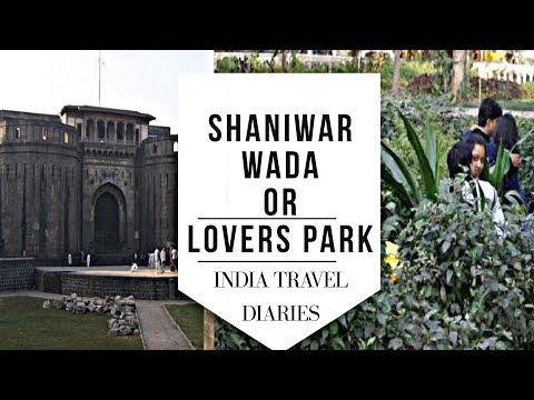 Shaniwarwada or lovers park   Shaniwarwada Pune Maharashtra   Historical Documentary in Hindi Vlog