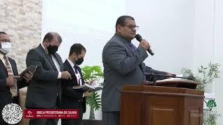 Culto de Adoração - 03/01/2021 - Igreja Presbiteriana do Calhau
